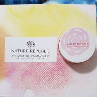 Nature Republic EXO KAI Lipbalm (ROSE)