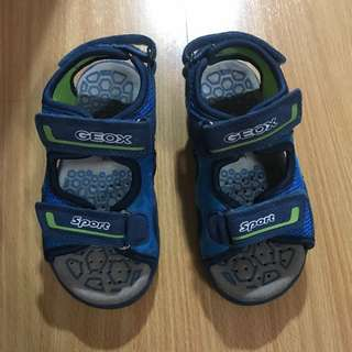 GEOX SANDALS FOR BOYS