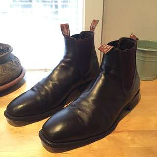 RM Williams Boots Size 10 1/2