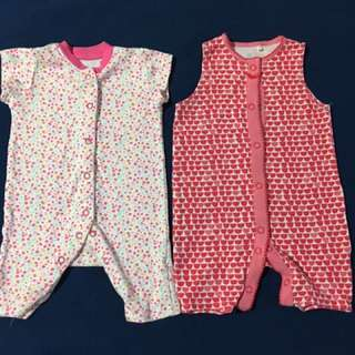 NEXT Baby girl rompers