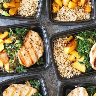 Meal Prep (bulking or cutting)