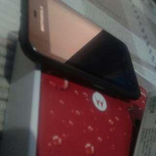 Hand Phone Motorola Mini Defi Android .komplit Dus Hitam 2simc