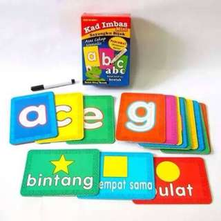 flashcard ABC