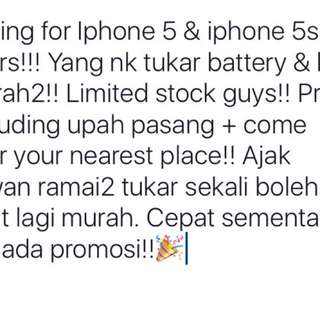 Lcd Iphone Dan Battery Iphone Murah2