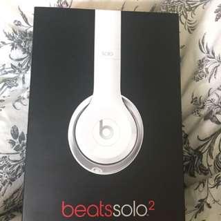 Beatssolo2 For Sale Gloss White