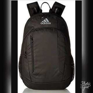 Adidas Backpack w/ Loadspring Shoulder Strap