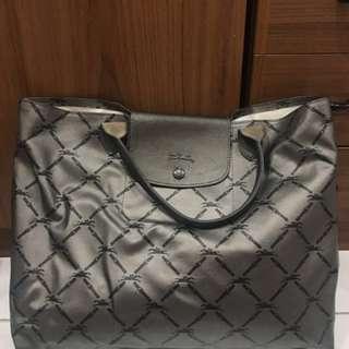 Longchamp Grey Tote