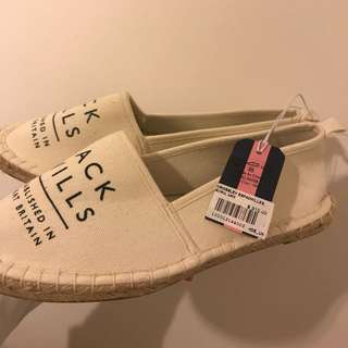Jackwills shoes size 38