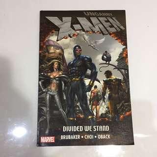 Marvel Comics: Uncanny X-men: Divided We Stand
