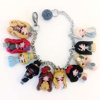 Disney Princess Bracelet