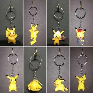 Pokemon Keychains