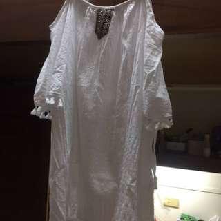 民族風洋裝