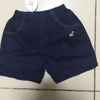 零碼出清-藍色短褲(11)