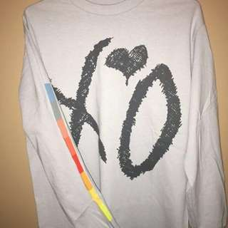 The Weeknd — 5 Year of Thursday Anniversary Long sleeve