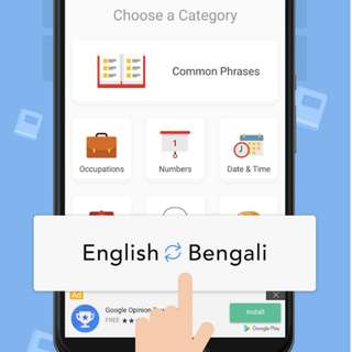 Learn Bengali FREE Android Mobile App
