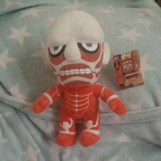 Attack on Titan plush