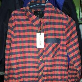 (BNWT)GUESS shirt