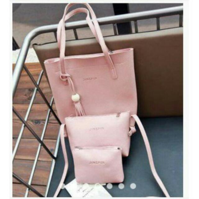 3n1 Korean Set Bag