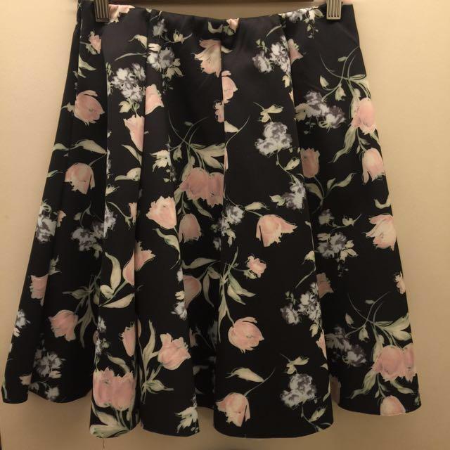 降價‼️氣質膝上裙