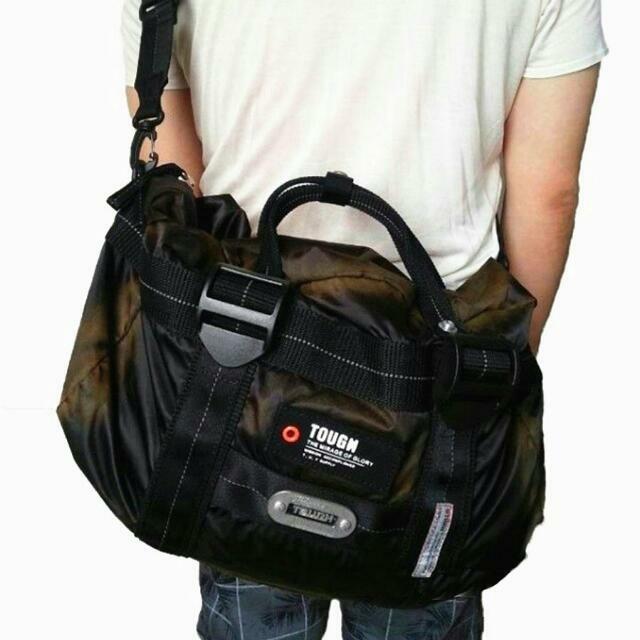 🆕 TOUGH Jeansmith Men s Travel  Gym Bag, Men s Fashion, Bags   Wallets,  Wallets on Carousell 2de46f37a0