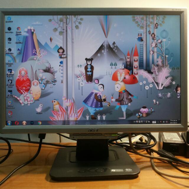 Acer19吋液晶螢幕