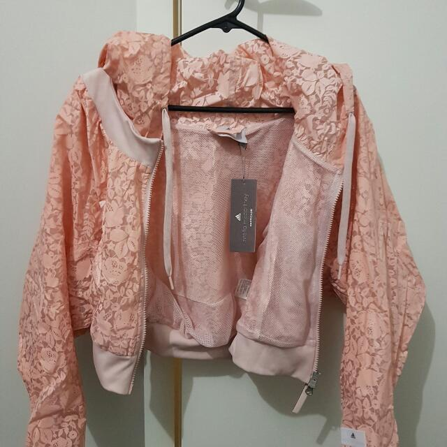 Adidas Stella McCartney  Peach  Top - Xs / 6-8
