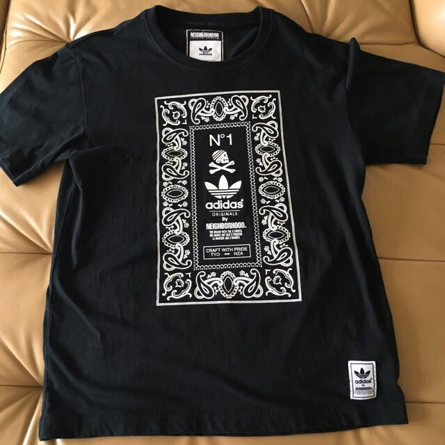 adidas x neighborhood t shirt