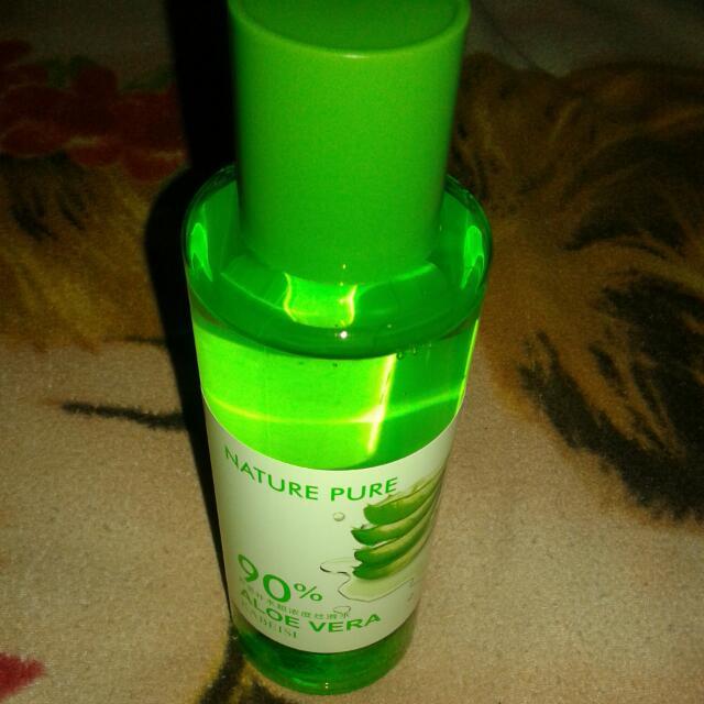 Aloe Vera Moisturizing Silk Ultra - concentration Toner 520 ml