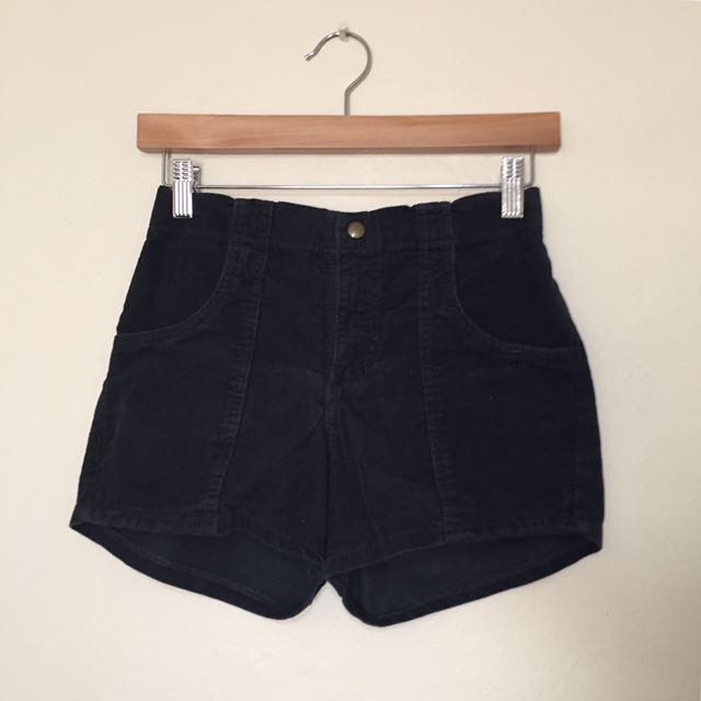 American Apparel - Corduroy Shorts