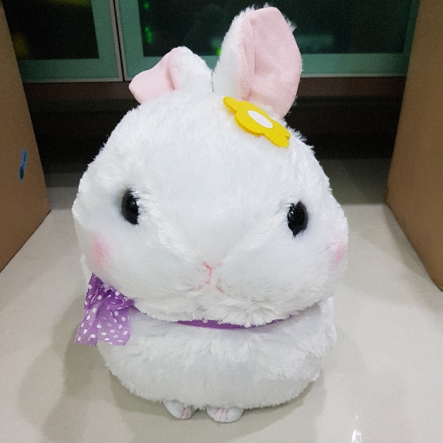 Amuse Usa Dama Chan Rabbit Plush Toreba