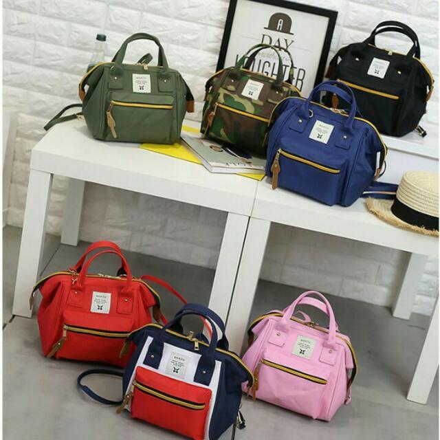 Anello 3 Way Small Bag