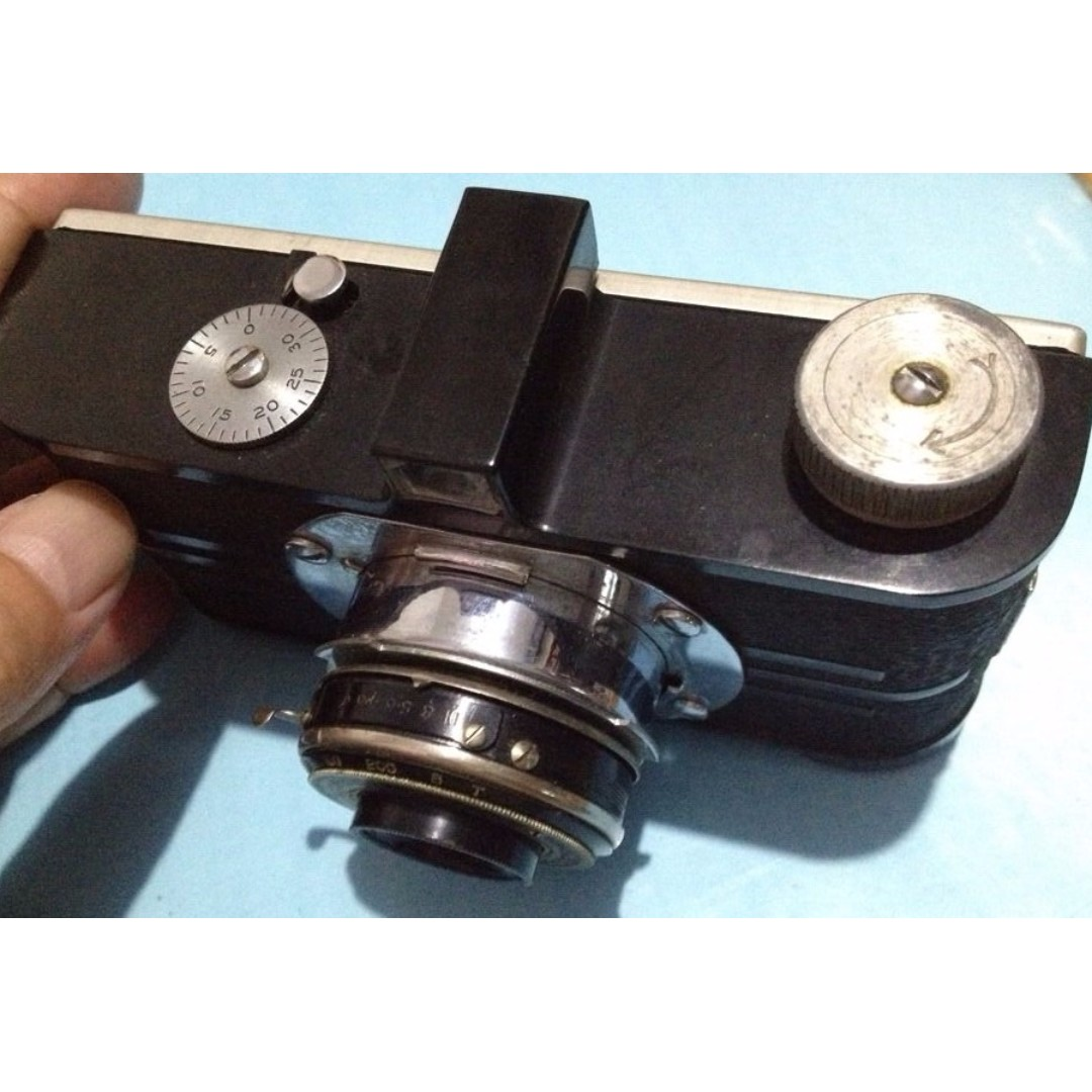 ARGUS IRC Anastigmat 稀有古董相機(約1937-1941)