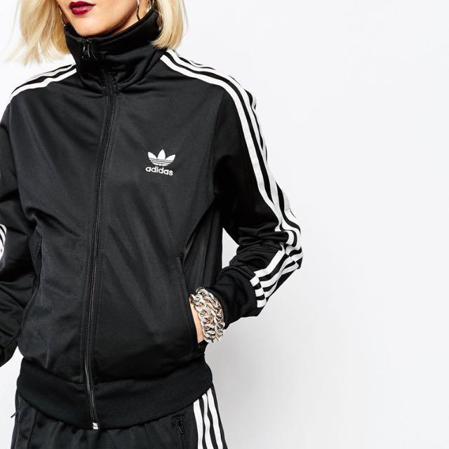 b0302ac09740 AUTHENTIC Adidas 3 stripe jacket
