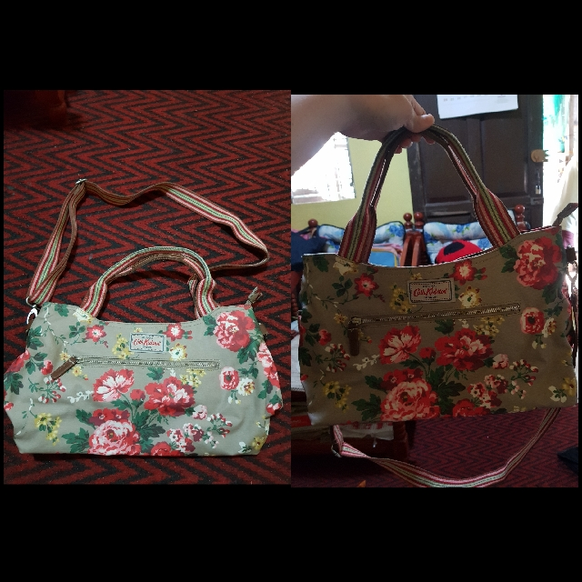 Authentic Cath Kidston Shoulder/sling Bag