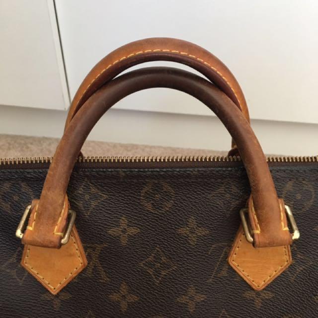 AUTHENTIC Louis Vuitton Speedy 28