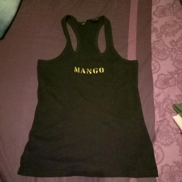 Authentic Mango Razor Back Sando