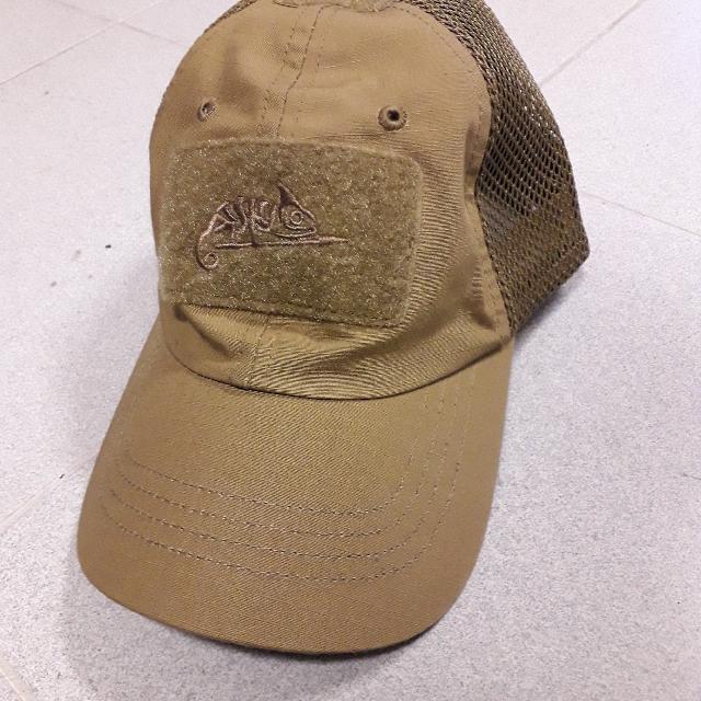 Brown Helikon-Tex Cap