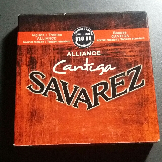 Cantiga Salvarez Nylon Guitar Strings