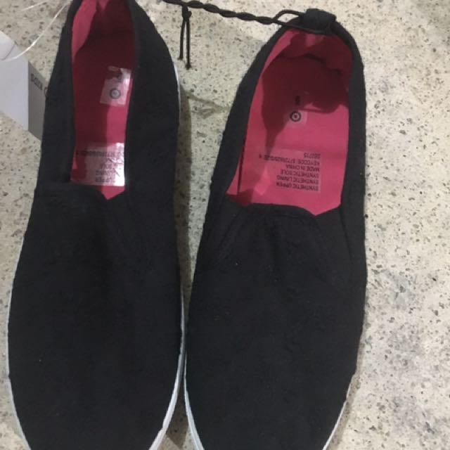 Canvas shoes Target