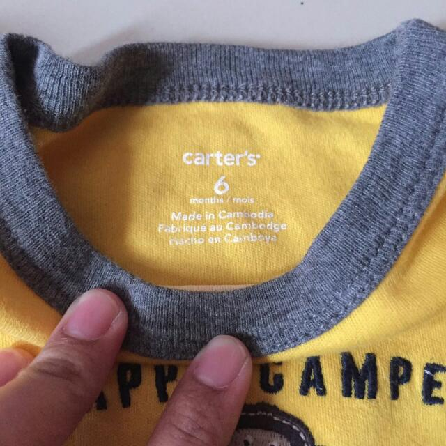 Carters Baby Jumper
