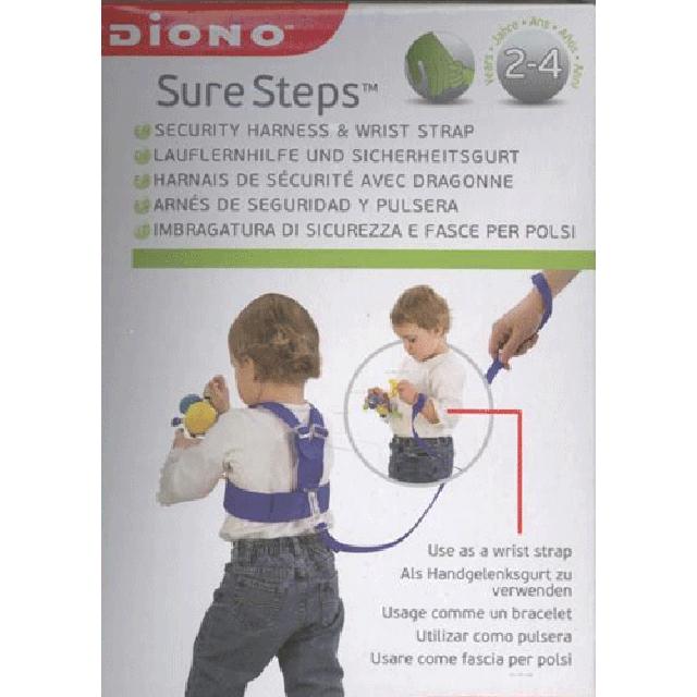 a66e912c4aa Child Harness Diono Sure Steps