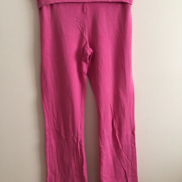 Children's Place Pink Yoga Pants