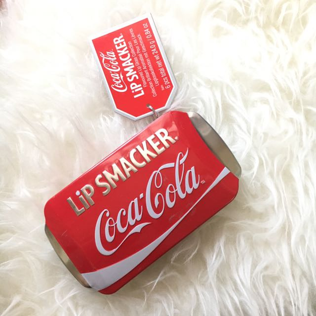 Coca Cola Lip Smacker