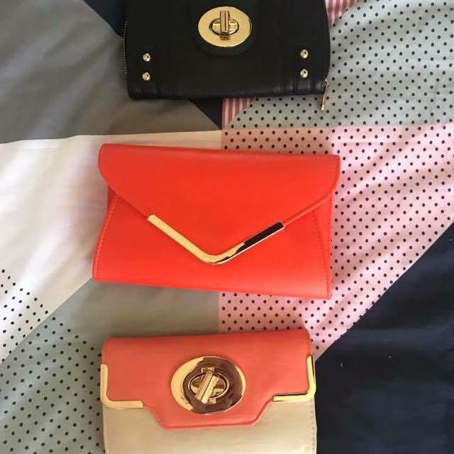 Colette purse/clutch