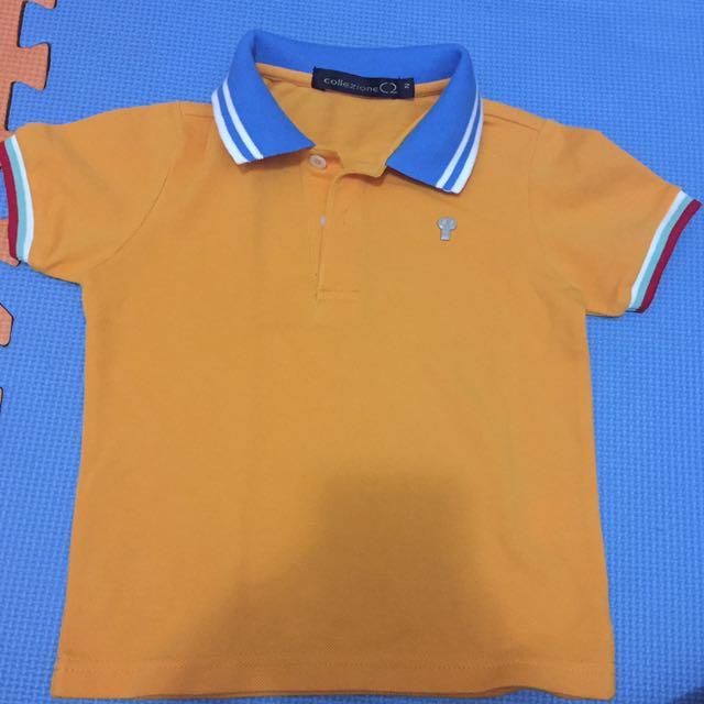 Collezione collared shirt 2 yrs
