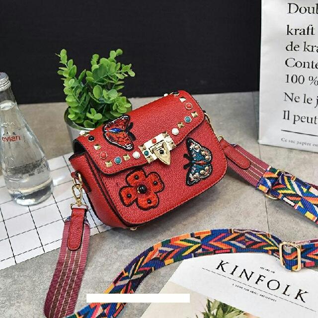 D1672 Butterfly || Tas Import || Tas Fashion || Tas Batam || destyannis || Dazzling Tabby