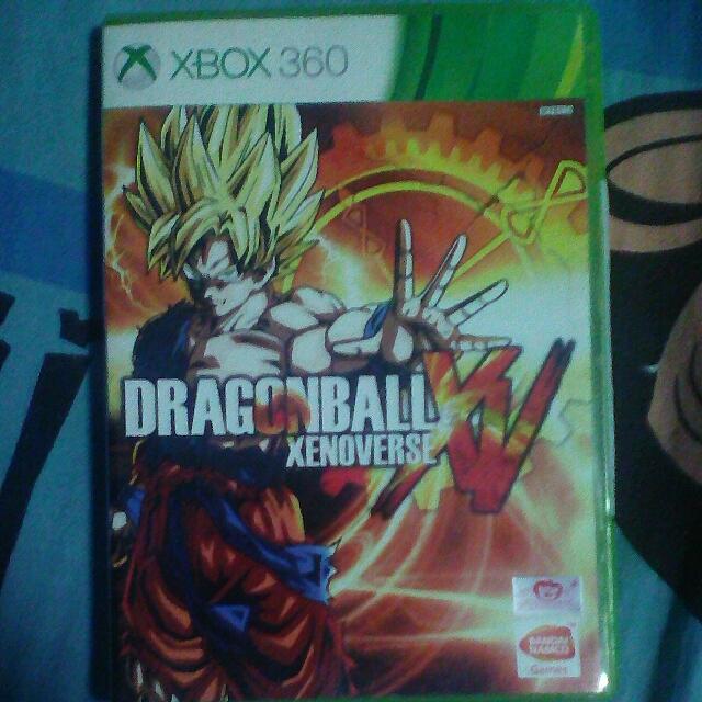 Dragonball Xenoverse XV Xbox 360