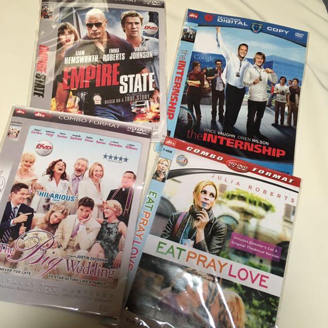 DVD Film Barat