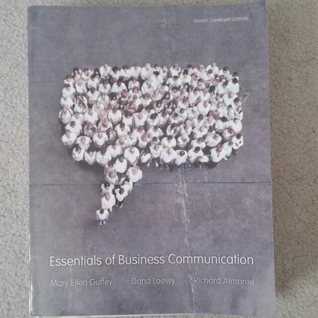 Essentials To Business Communication