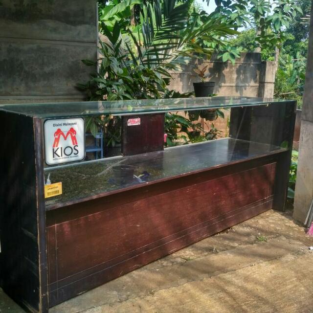 etalase counter